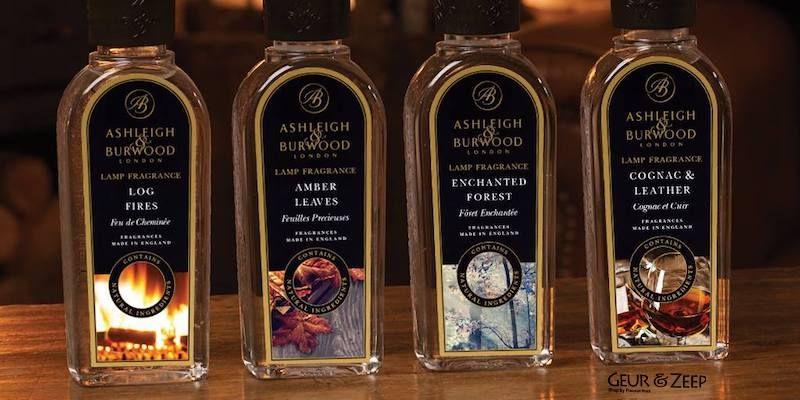 Ashleigh & Burwood geurlampolie