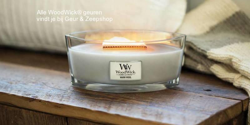 WoodWick geuren in Nederland