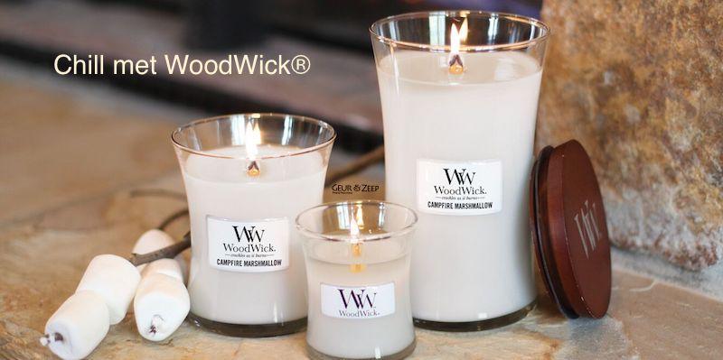 WoodWick Kaarsen kopen
