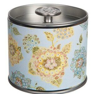 Bella Freesia Signature Tin Candle Greenleaf