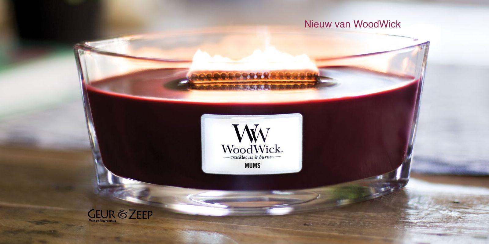 WoodWick Mums WoodWick Winkel