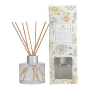 Greenleaf Bella Freesia Reed Diffuser Set