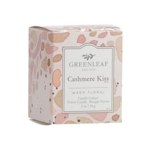 Greenleaf Cashmere Kiss Votive Geurkaars