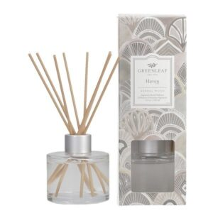 Greenleaf Haven Reed Diffuser Set