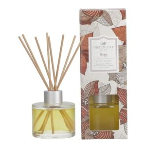 Greenleaf Hope Reed Diffuser Set