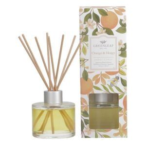 Greenleaf Orange & Honey Reed Diffuser