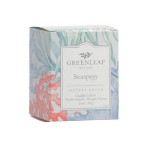 Greenleaf Seaspray Votive Geurkaars