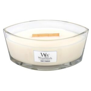 WoodWick® Baby Powder HearthWick Ellips