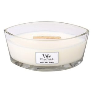 WoodWick® White Tea & Jasmine HearthWick Ellips