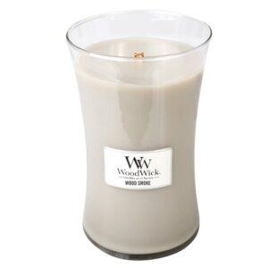 WoodWick Wood Smoke Large Candle