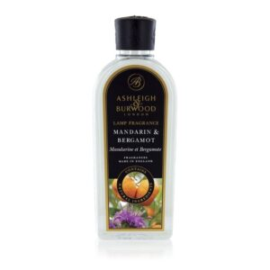 Mandarin & Bergamot Lamp Fragrance 250ml