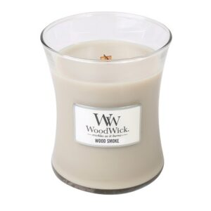 WoodWick Wood Smoke Medium Candle