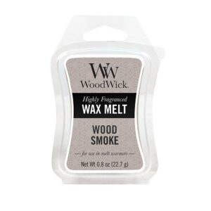 WoodWick Wood Smoke Mini Wax Melt