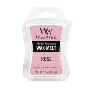 WoodWick Rose Mini Wax Melt