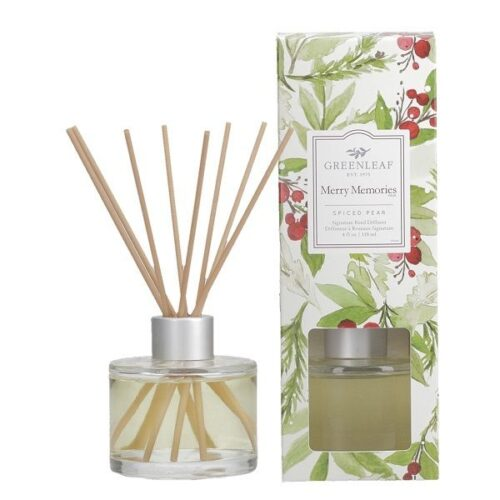 Greenleaf Merry Memories Reed Diffuser