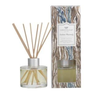 Greenleaf Amber Warmth Reed Diffuser