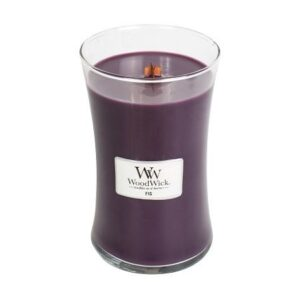 WoodWick Large Candle Fig