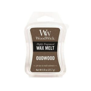 WoodWick Oudwood Mini Wax Melt
