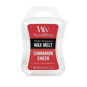 WoodWick Cinnamon Cheer Wax Melt