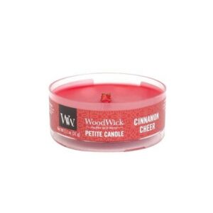 WoodWick Cinnamon Cheer Petit Candle