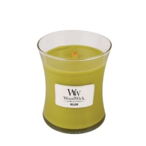 WoodWick Willow Geurkaars Medium