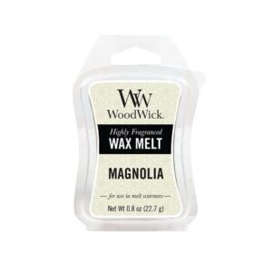 WoodWick Magnolia Mini Wax Melt