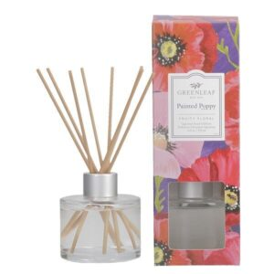 Greenleaf Painted Poppy Reed Diffuser