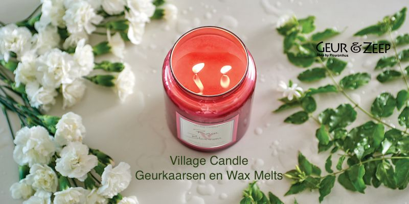 Village Candle geurkaarsen