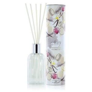 White Vanilla Reed Diffuser Set Artistry