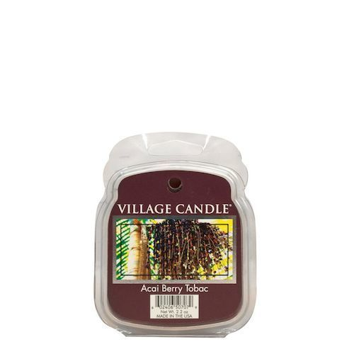 Acai Berry Tobac Village Candle Geurkaars Mini