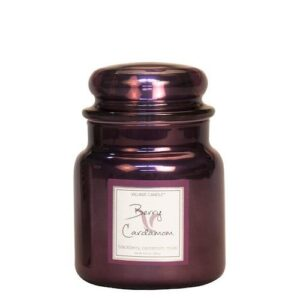 Berry Cardamom Metallic Village Candle Geurkaars Medium