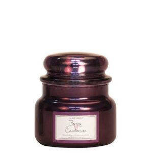 Berry Cardamom Metallic Village Candle Geurkaars Small