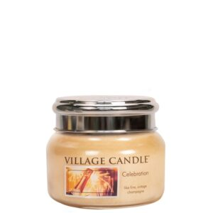 Celebration Village Candle Geurkaars Small