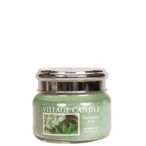 Eucalyptus Mint Village Candle Geurkaars Small