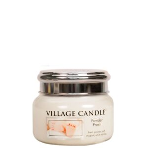 Powder Fresh Village Candle Geurkaars Small