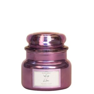 Wild Lilac Metallic Village Candle Geurkaars Small