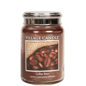 Coffee Bean Village Candle Geurkaars Large