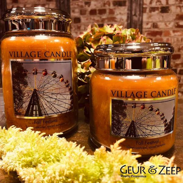 Fall Festival van Village Candle