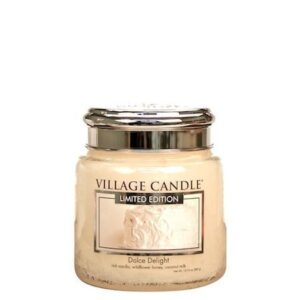 Dolce Delight Village Candle Geurkaars Medium