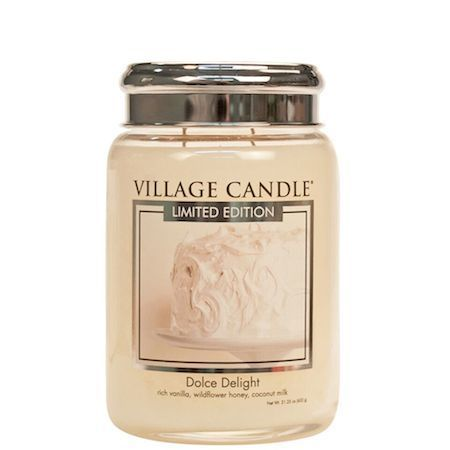 Village Candle Dolce Delight