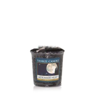 Midsummers Night Votive Yankee Candle