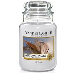 Autumn Pearl Jar Yankee Candle