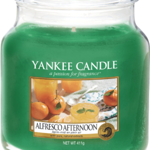 Alfresco Afternoon Medium Jar Yankee Candle