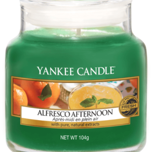 Alfresco Afternoon Small Jar Yankee Candle