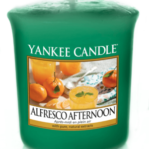 Alfresco Afternoon Votive Yankee Candle