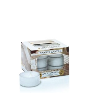 Angels Wings Tea Lights Yankee Candle
