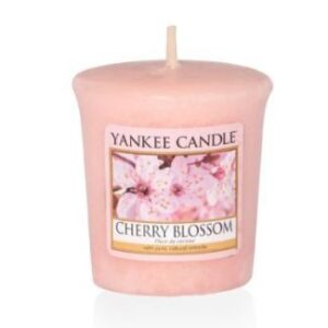 Cherry Blossom Votive Yankee Candle
