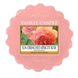 Sun-Drenched Apricot Rose Wax Melt Tart Yankee Candle