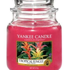 Tropical Jungle Medium Jar Yankee Candle