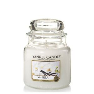 Vanilla Medium Jar Yankee Candle
